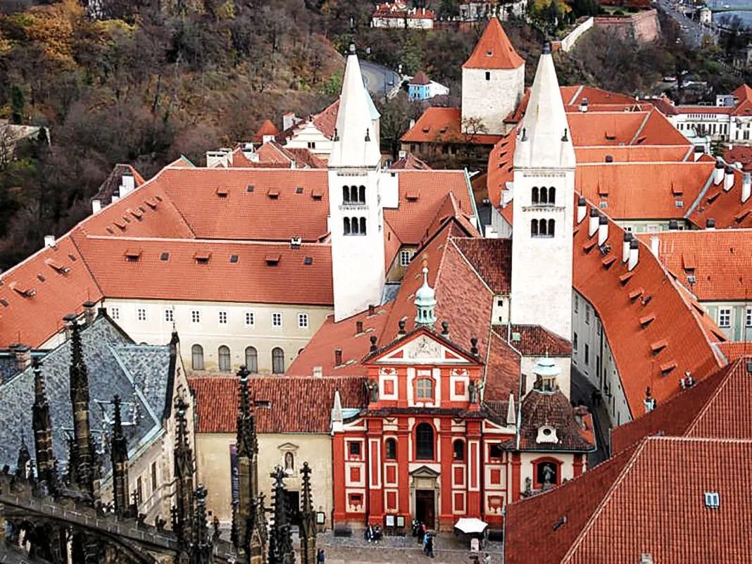 St George's Basilica - An Important Landmark at Prague Castle