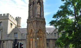 Martyrs' Memorial – A Memorial to Three Oxford Martyrs