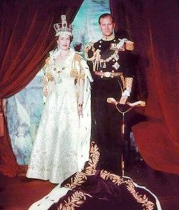 1953 Coronation - QE2