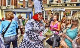 Pontefract's Liquorice Festival Suits All Sorts