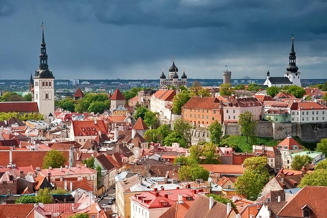 Travel to Estonia