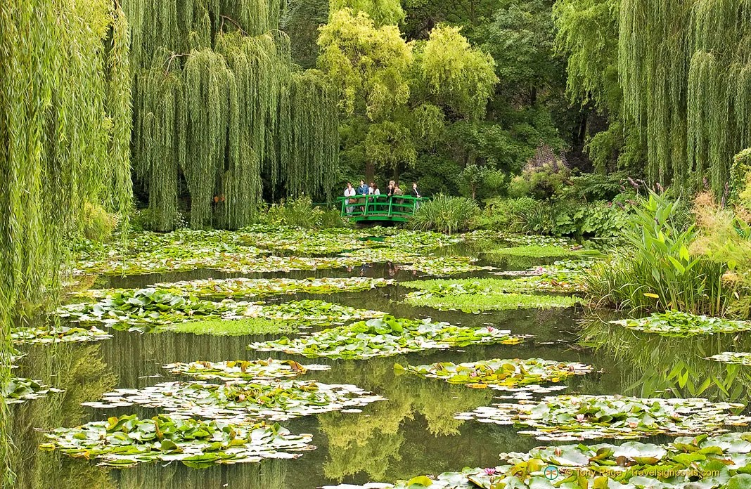 Monet's House and Garden - Giverny