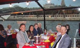 Enjoy the Romance of Paris on a Seine Dinner Cruise