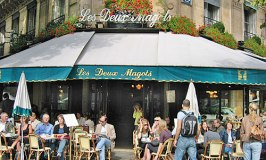 Rendez-vous at Paris Cafés Renowned for their Famous Clientele