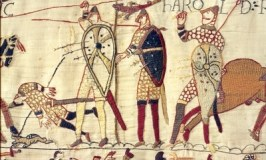 Bayeux Tapestry and The Battle of Hastings