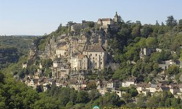 Rocamadour – a Medieval Village and Holy City