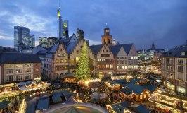 Frankfurt Christmas Market (Weihnachtsmarkt) 2016