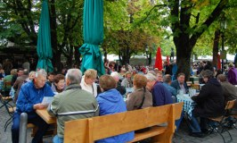 200th Anniversary of Beer Gardens in Bavaria