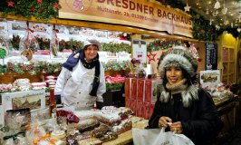 The Hunt for Good Stollen at the Dresden Christmas Market