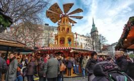 Munich Christkindlmarkt – Christmas Market 2016