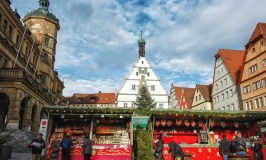 A Picture Perfect Rothenburg Christmas Market