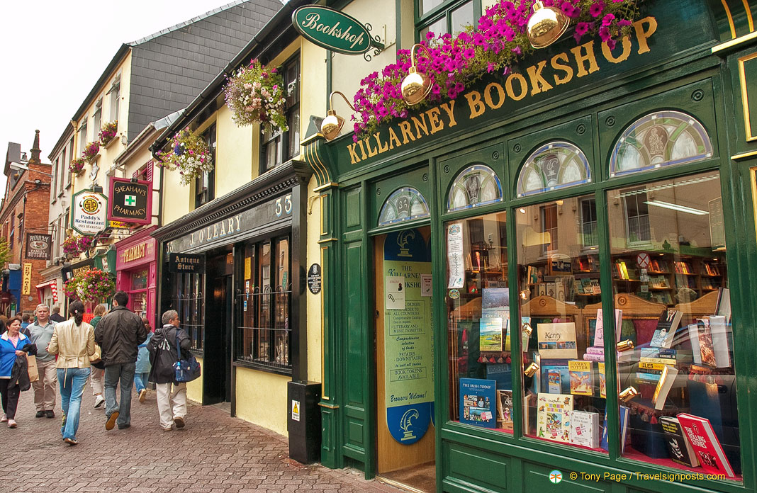 Shopping on your Ireland holiday