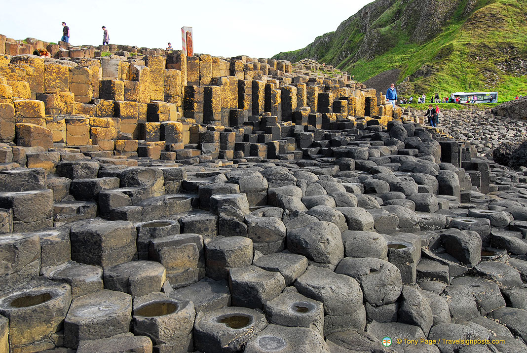 The Legend of Finn McCool and the Giant's Causeway