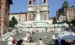 Spanish Steps, Rome..