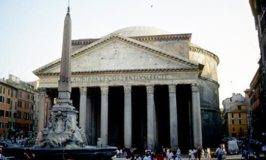 The Pantheon – A Roman Temple To All The Gods