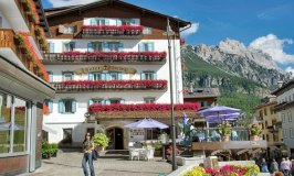 Hotel Ancora – Right in the Centre of Cortina d'Ampezzo