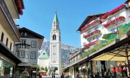 Cortina d'Ampezzo – Italy's Most Famous Ski Resort