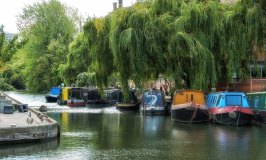 Regent's Canal – Popular for its Boating Holidays