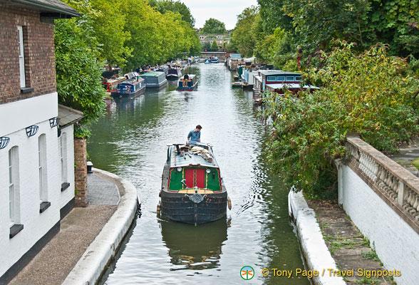 Regent's Canal Walk