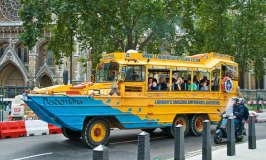 London Duck City Sightseeing Tour