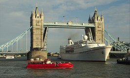 Thames River Cruises