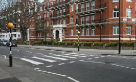 Abbey Road Crossing, London