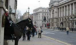Things to See Along London's Whitehall