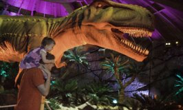 Photo Courtesy of Dinosaurs Unleashed Ltd/VisitBritain
