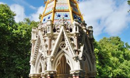 Buxton Memorial - A Fountain Memorial