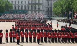 Trooping the Colour 2012 – A London Royal Ceremony