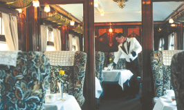 A Shopping Trip on The Orient Express