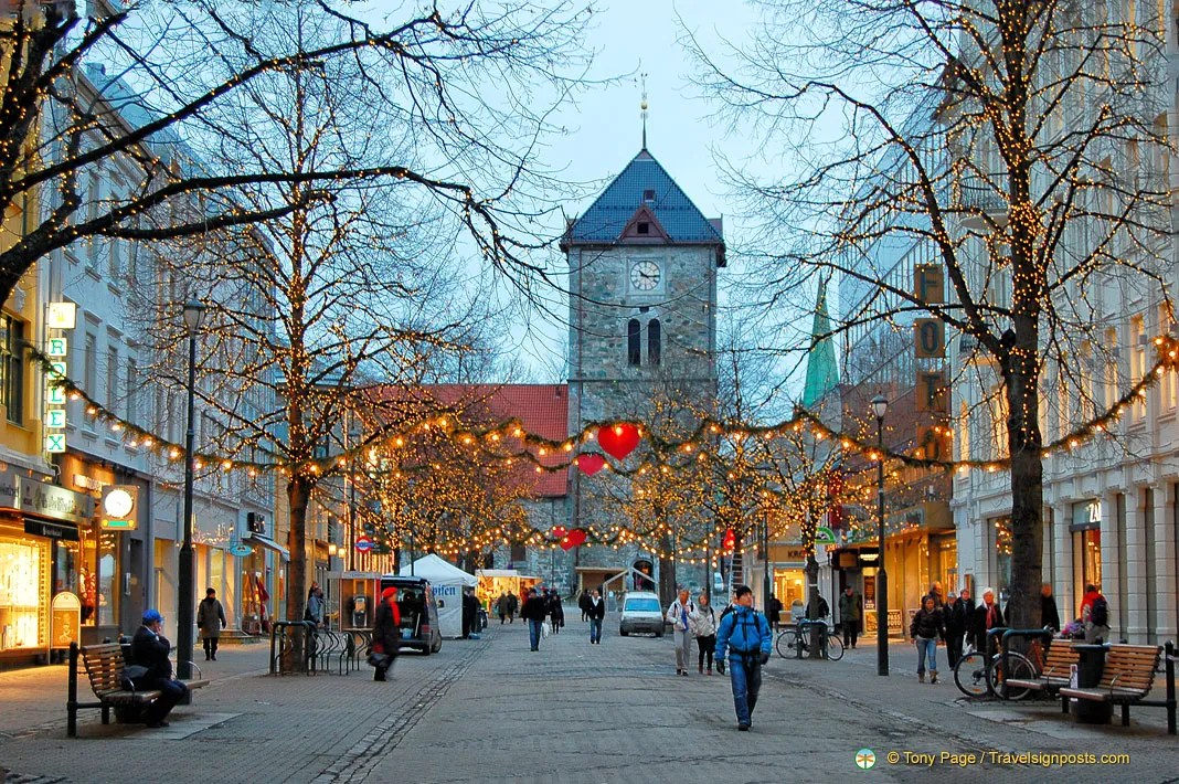Trondheim - Norway's Coronation City