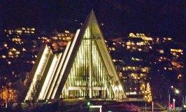 Tromso Ishavskatendralen Cathedral