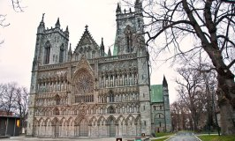 Trondheim, a Viking town and Norway's Coronation City
