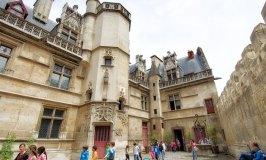 Musée National du Moyen-Age: Thermes et Hôtel de Cluny