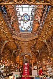 Lello Bookshop - Porto
