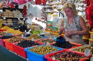 Mercado do Bolhao's - Oporto