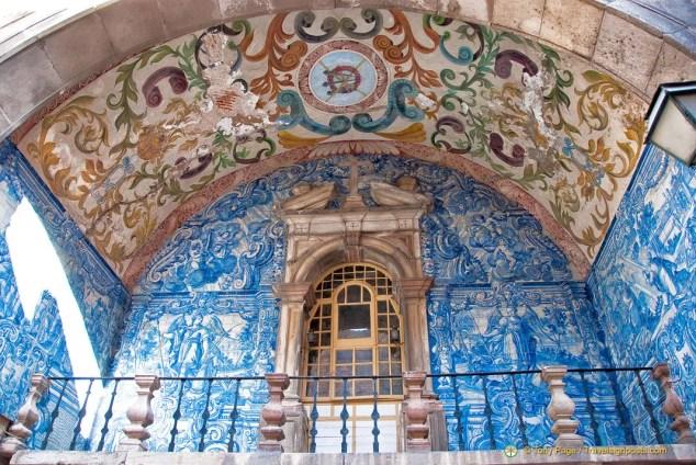 Porta da Vila, Obidos town gate