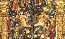 Tree of Jesse, Sao Francisco