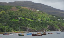 Ullapool Harbour © Travel Signposts