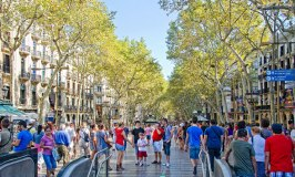 Las Ramblas – A Perfect Place to Ramble