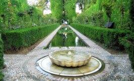 Generalife Palace and Gardens, Granada