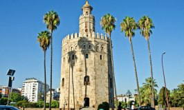 Golden Tower - Seville
