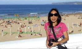 Santander -- Live from Sardinero Beach