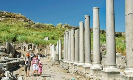 Perge Was Once a Very Important City in Pamphylia