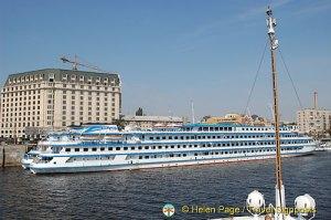 Dnieper River Cruise, Ukraine