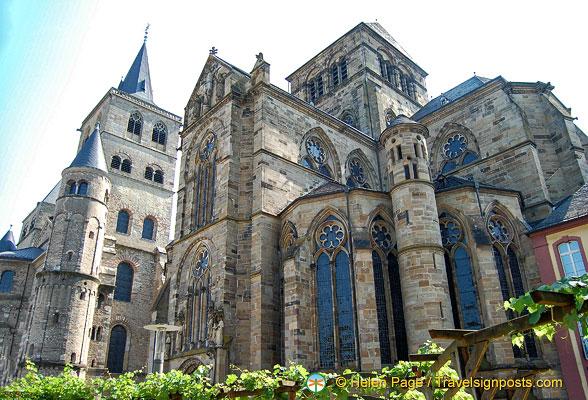 Trier basilica