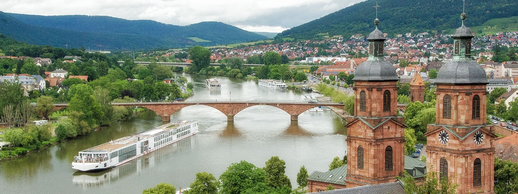 European River Cruise Routes