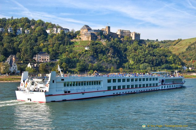 Best River Cruise Ships New Riverboats European River