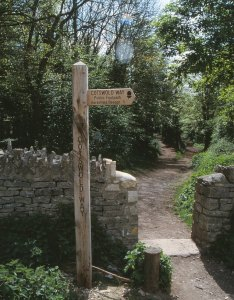 Your guide to the Cotswold Way